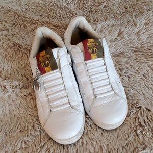 Super cute and fun L.A.M.B. sneakers